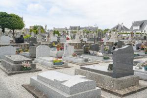 cmentarz za dnia